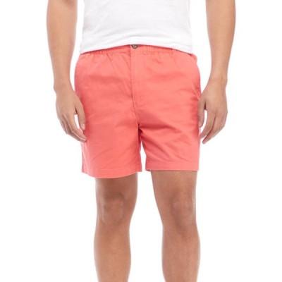クラウン&アイビー メンズ ハーフパンツ・ショーツ ボトムス 6 Inch Deck Shorts