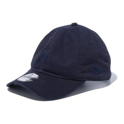ニューエラ NEW ERA 9TWENTY ニューヨーク・ヤンキース トナルロゴ ミニロゴ ネイビー × ミッドナイトネイビー 56.8 - 60.6cm キャップ 帽子 日本正規品