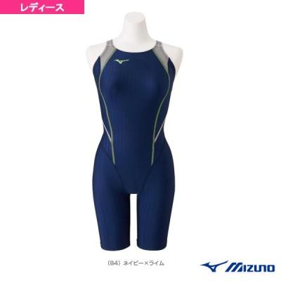 ミズノ 水泳ウェア(レディース)  STREAM ACE/ハーフスーツ/マスターズバック/レディース(N2MG0240)