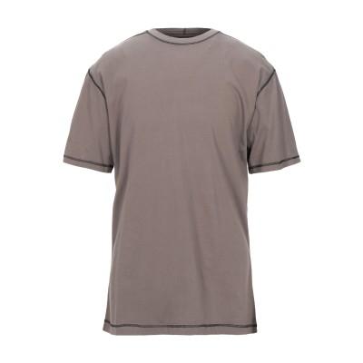 DARK LABEL T シャツ ミリタリーグリーン S コットン 100% T シャツ
