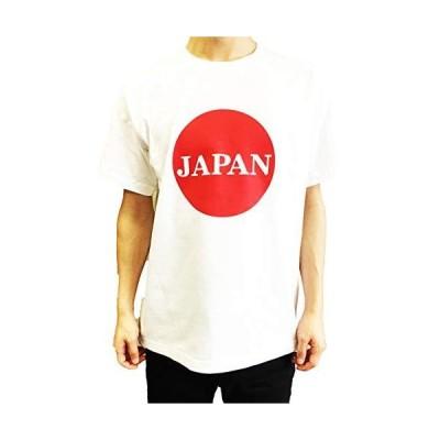 CHEDAN(チェダン)日の丸Tシャツ JAPAN (S)