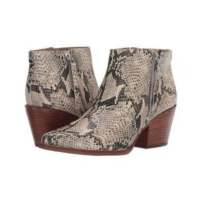 Sam Edelman サムエデルマン レディース 女性用 シューズ 靴 ブーツ アンクル ショートブーツ Walden - Beach Multi Pacific Snake Leather