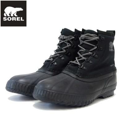ソレル SOREL NM2340(メンズ)シャイアン 2 ショート :ブラック(010)