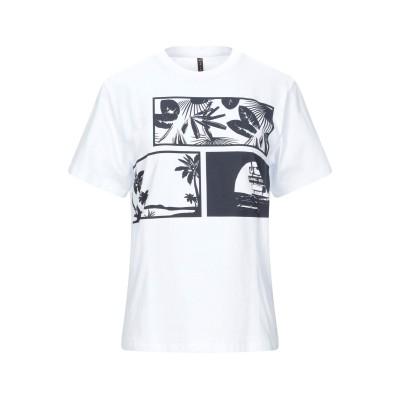 マニラ グレース MANILA GRACE T シャツ ホワイト S コットン 100% T シャツ