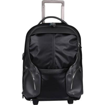 ピクアドロ PIQUADRO メンズ スーツケース・キャリーバッグ バッグ Luggage Black