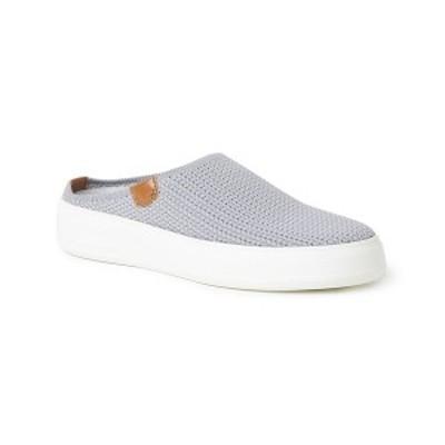 ディアフォームズ レディース スニーカー シューズ Original Comfort by Women's Annie Clog Sneaker Medium Gray