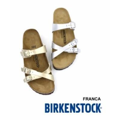 ビルケンシュトック フラットサンダル コンフォートサンダル Franca フランカ BIRKENSTOCK FRANCA 国内正規品 2021春夏新作