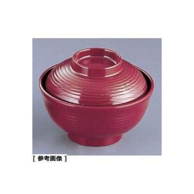 TKG (Total Kitchen Goods) RDVB202 メラミン木目丼溜内黒(760F-TB 蓋)