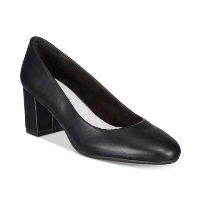 イージーストリート Easy Street レディース パンプス シューズ・靴 Proper Pumps Black
