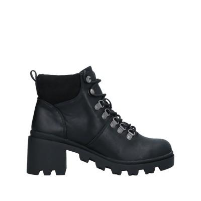 MTNG ショートブーツ ブラック 38 紡績繊維 ショートブーツ
