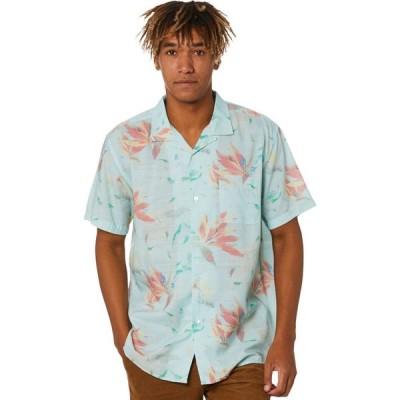 ザアカデミーブランド Academy brand メンズ 半袖シャツ トップス Nelson Ss Shirt Multi