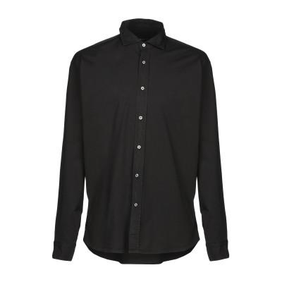 HISTORIC シャツ ブラック S コットン 97% / ポリウレタン 3% シャツ