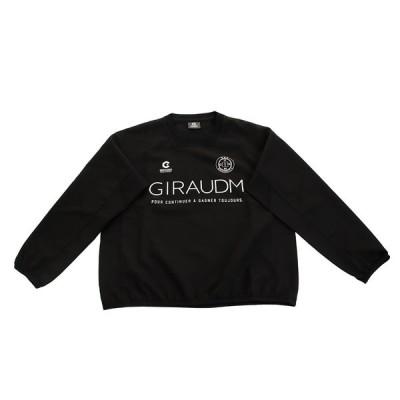 (GIRAUDM)ZHピステトップJR サッカー JRプラクティスピス 742GM9ES4512BLK
