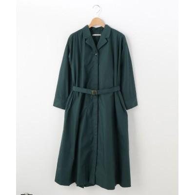 OFF PRICE STORE(Women)(オフプライスストア(ウィメン)) MELROSE CLAIRE ベルト付きシャツワンピース