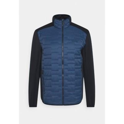 レガッタ ジャケット&ブルゾン メンズ アウター CLUMBER HYBRID - Outdoor jacket - denim/navy