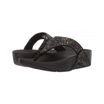 FitFlop フィットフロップ レディース 女性用 シューズ 靴 サンダル Lulu Glitter - Black Mix