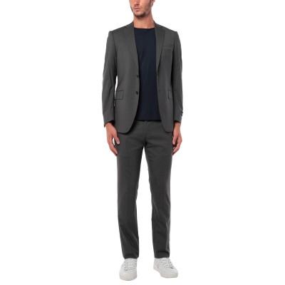 TOMBOLINI スーツ グレー 52 バージンウール 99% / ポリウレタン® 1% スーツ
