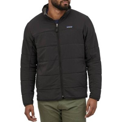 パタゴニア メンズ ジャケット・ブルゾン アウター Patagonia Men's Pack In Insulated Jacket Black