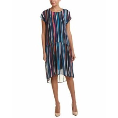 Anne Klein アンクライン ファッション ドレス Anne Klein Dropped-Waist Dress 2