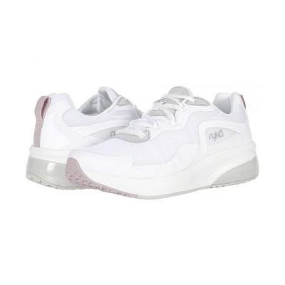 Ryka ライカ レディース 女性用 シューズ 靴 スニーカー 運動靴 Go For It - Brilliant White