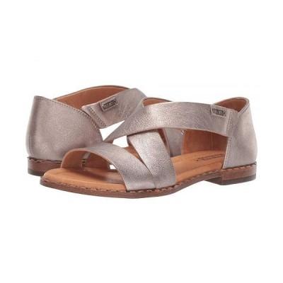 Pikolinos レディース 女性用 シューズ 靴 サンダル Algar W0X-0552CL - Stone