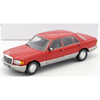 ノレブ NOREV 183463 1/18 メルセデス ベンツ 560 SEL W126 1987 レッド 特注品