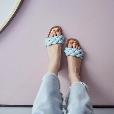 ミュール サンダル レディース ヒール ローヒール おしゃれ オープントゥ 履きやすい 歩きやすい 疲れにくい サボ 大きいサイズ 痛くない 歩くやすい