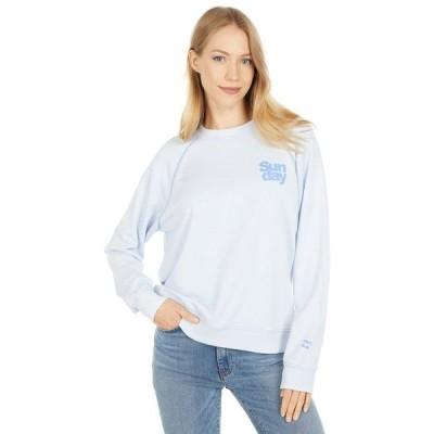 ビラボン レディース パーカー・スウェット アウター Salt and Sand Sweatshirt