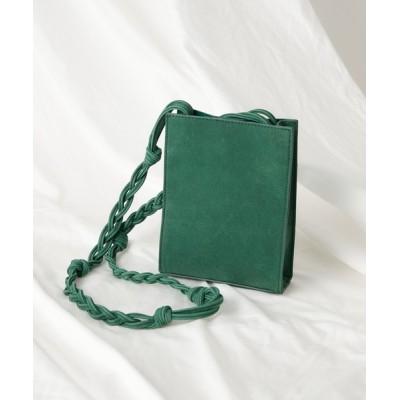 COLONY 2139 / 三つ編みスクエアショルダーバッグ WOMEN バッグ > ショルダーバッグ