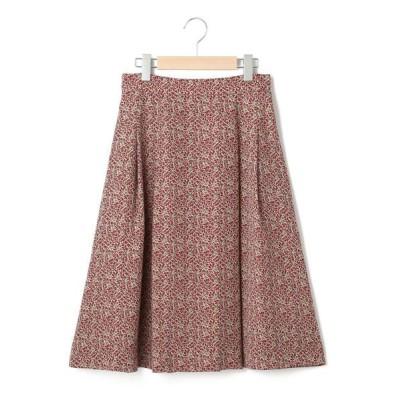 KEITH Lサイズ/キースエルサイズ POLLI スカート レッド 48