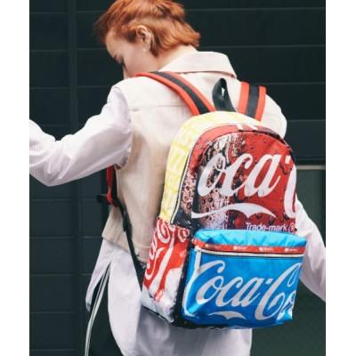 LeSportsac / 【Coca-Cola×LeSportsac】CARSON BACKPACK コーク コラージュ MEN バッグ > バックパック/リュック