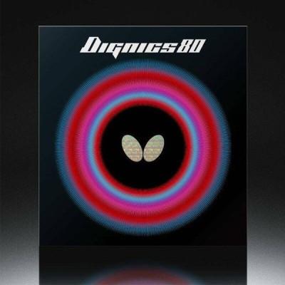 卓球 ラバー 初心者 中級者 上級者 卓球ラバー Butterfly バタフライ aaa0268 ディグニクス80 ネコポス便送料無料