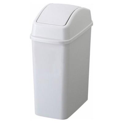 ゴミ箱 ペール ダストボックス フタ付 日本製 グレー 5L 小型 リス H&H スイングダストボックス 5ND