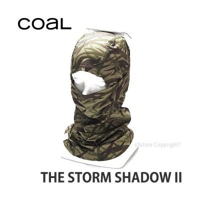 コール ザストームシャドウ COAL THE STORM SHADOW II スノーボード アウトドア バラクラバ フェイスマスク SNOW カラー:CAM サイズ:OS