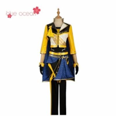 あんさんぶるスターズ!返礼祭 流星隊 仙石忍 せんごくしのぶ    風  コスプレ衣装  cosplay  cos