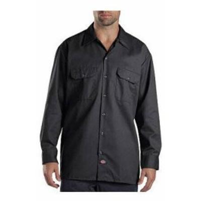 Dickies ディッキーズ ファッション アウター Dickies Mens  Long Sleeve Work Shirt
