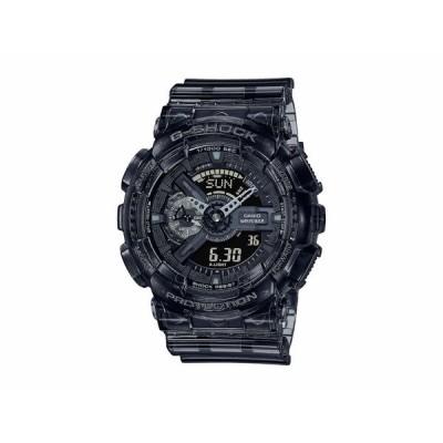 ジーショック 腕時計 アクセサリー メンズ GA110SKE-8A Transparent/Gray