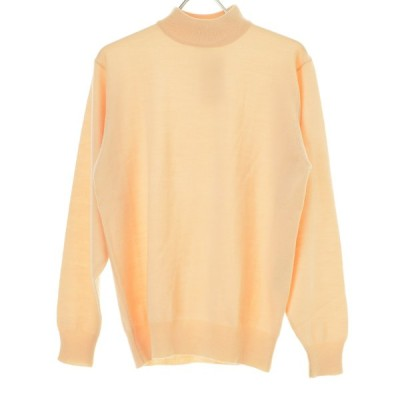 Oxford Traditional ハイネック 長袖ニットセーター