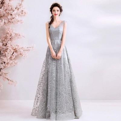 パーティードレス ロングドレス カラードレス ウェディングドレス 発表会 大きいサイズ 結婚式 ピアノ 二次会 ドレス 前撮り 演奏会用ドレス 結婚式 お呼ばれ