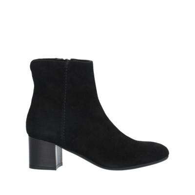 ESSENZA ショートブーツ ファッション  レディースファッション  レディースシューズ  ブーツ  その他ブーツ ブラック