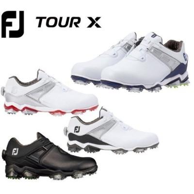 フットジョイ ゴルフシューズ TOUR X Boa ツアーX【Boaタイプ】2020年モデル