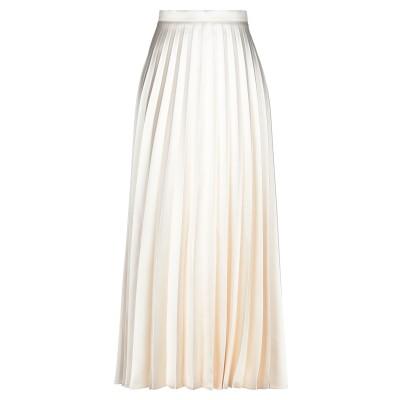 ロートレ ショーズ L' AUTRE CHOSE ロングスカート ベージュ 42 ポリエステル 100% ロングスカート