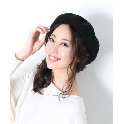 三京商会 / メリノウール100%ベレー帽 WOMEN 帽子 > ハンチング/ベレー帽