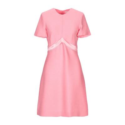 SANDRO ミニワンピース&ドレス ピンク 40 レーヨン 85% / ナイロン 15% / シルク ミニワンピース&ドレス