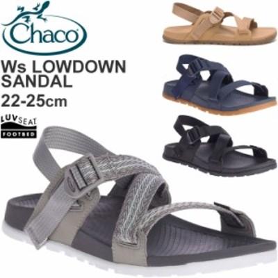 サンダル レディース ストラップサンダル シューズ/チャコ CHACO W's ローダウン サンダル  Ws LOWDOWN SANDAL/アウトドア 女性 靴 タウ