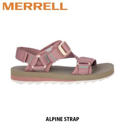 メレル MERRELL アルパイン ストラップ ALPINE STRAP バールウッド レディース スポーツサンダル スポサン アウトドア キャンプ 旅行 J003562 MERW003562