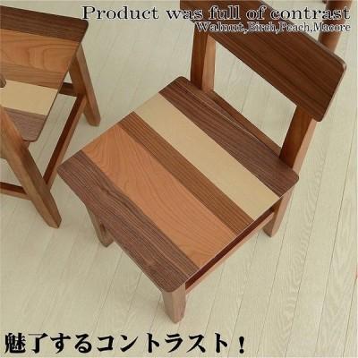 ダイニングチェア 椅子 イス チェアー 木製 天然木 シンプル 北欧 テイスト 家具 おしゃれ ダイニング ウォールナット 代引不可