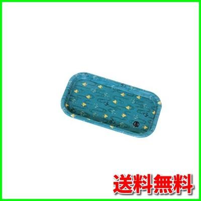たつみや(Tatsumiya) 和布 布貼カフェトレー 千鳥 ミニ 55102 23.712.9(cm)