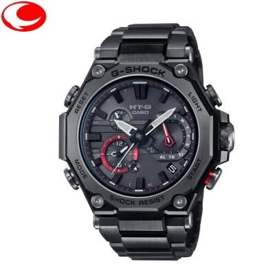 【21年4月10日発売】カシオ CASIO G-SHOCK MTG-B2000BDE-1AJR タフソーラー 電波 メンズ腕時計 交換用樹脂バンドがセット