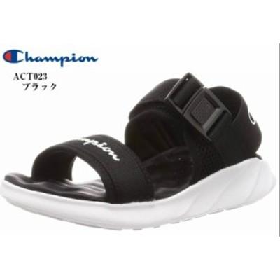 (Champion)チャンピオン CP ACT023 ビーンズフォームサンダル リゾートスポーツサンダル ハイクッショニングなフットベッド レディス ジ